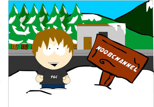 South park drawing