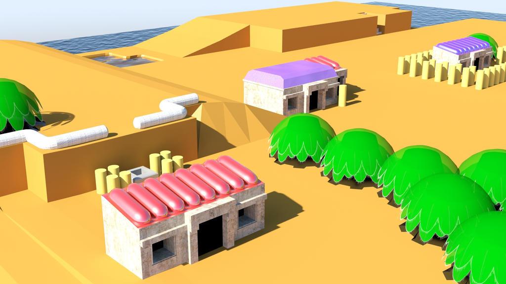 WIP: Mabe Village