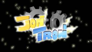 Jon Tron Logo 3D