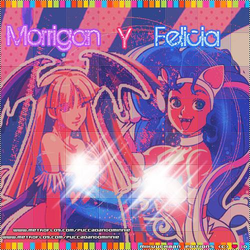 Felicia Morrigan by MikuuChaan