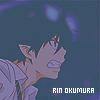 Icon O13 Rin Okumura by MikuuChaan
