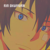 Icon O18 Rin Okumura by MikuuChaan