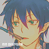 Icon O19 Rin Okumura by MikuuChaan