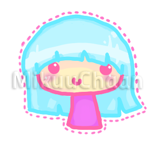 Cute Doodle (Coloring Test) by MikuuChaan