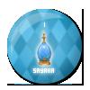 I love Sayaka - Mahou Shoujo Madoka Magica Pin by MikuuChaan