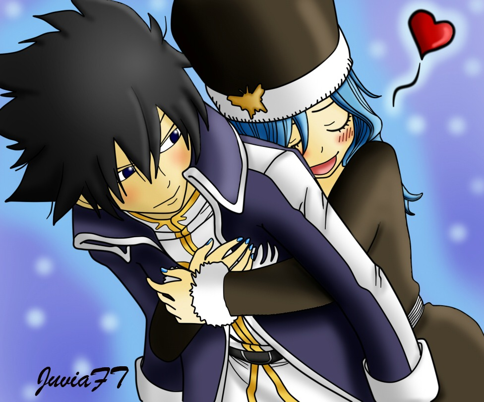 Images des couples ! - Page 10 Gray_x_juvia_embrace_ft_269_color_by_juviaft-d4p9elz