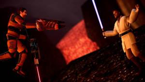 Half-Life/Star Wars - The High Ground is Nothing by KillroyFreeman