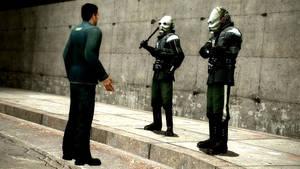 Civil Protection - Shadow of a Doubt by KillroyFreeman