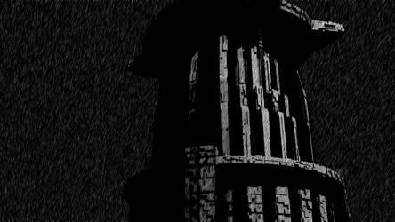 Metropolis - Tower of Babel by LeeShackleton