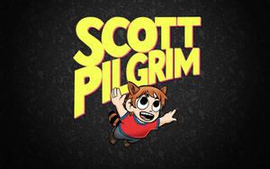 Scott Pilgrim - Wallpaper by LeeShackleton