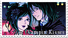 Vampire Kisses Stamp by CatherineHH