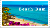 Beach Bum II by CatherineHH