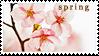 Spring Stamp by CatherineHH
