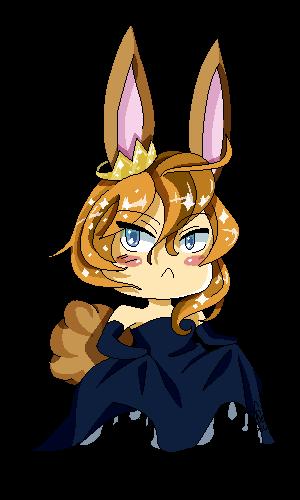 [BSD] Bunny Princess CHUYA by DFTisaki