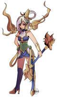 [LOL] Lunar Goddess Lux