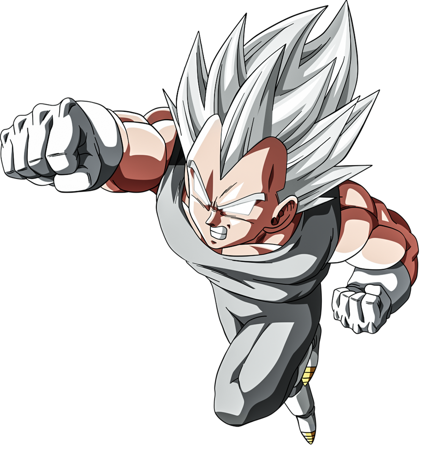 Vegeta New Form | Dragon Ball Super Survival Arc | by ...