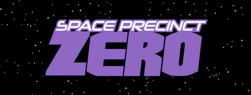Space Precinct Zero Logo by CDanChan