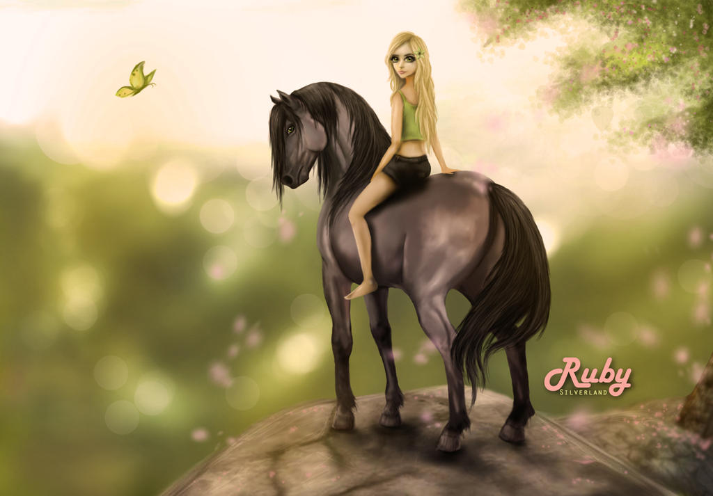 Star stable online edit by ruby silverland by for Online drawing editor