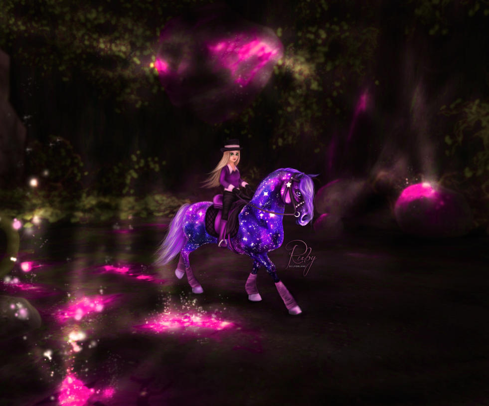 Star Stable Online Edit By Ruby Silverland By