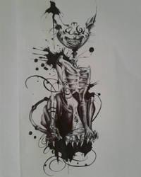 Cheshire Cat 4/19