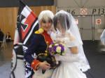 The happy couple - Japan Expo 2014