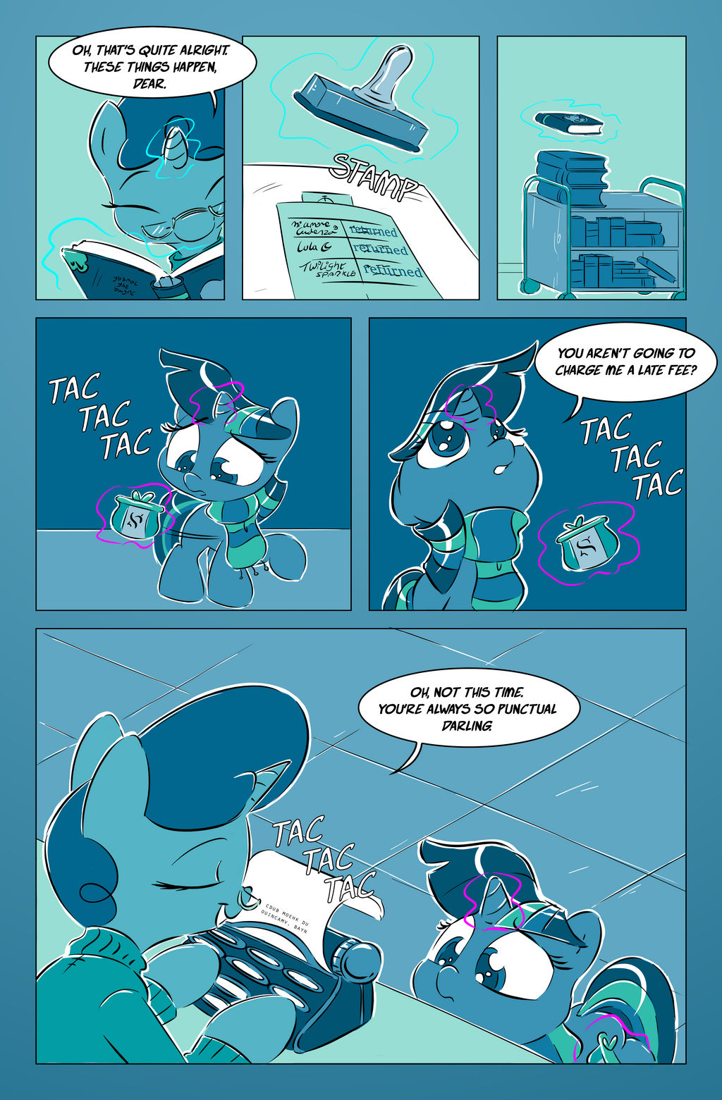 Doesn't Matter Page 5