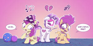 The Show Stoppers by Dilarus