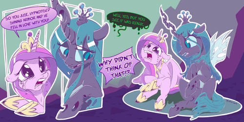 Wasted Years by Dilarus