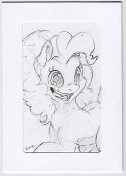 Pinkie Pie - gift card