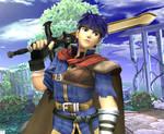 Ike, Super Smash Bros. Brawl