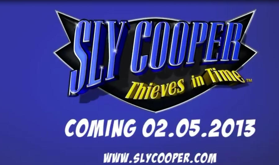 Sly cooper 5 release date in Perth