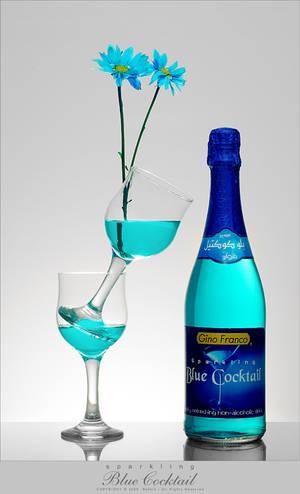 Blue Cocktail by OmarAziz