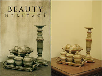 Beauty of Heritage Editing by OmarAziz