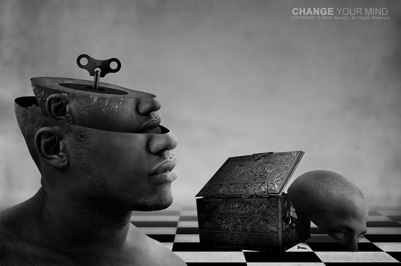 Change Your mind by OmarAziz