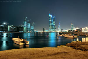 Al-Bahrain II by OmarAziz