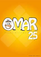my 25 BIRTHDAY by OmarAziz