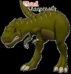 Plated Sharptooth(For DracoTyrannus)