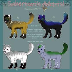 Saberetooth Adopt Sheet