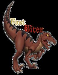 Fast Biter(DracoTyrannus)