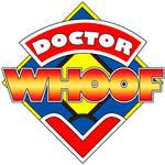Doctor Whoof LOGO by NoPonyZone
