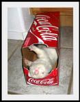 Coke Fiend by skydragondancer