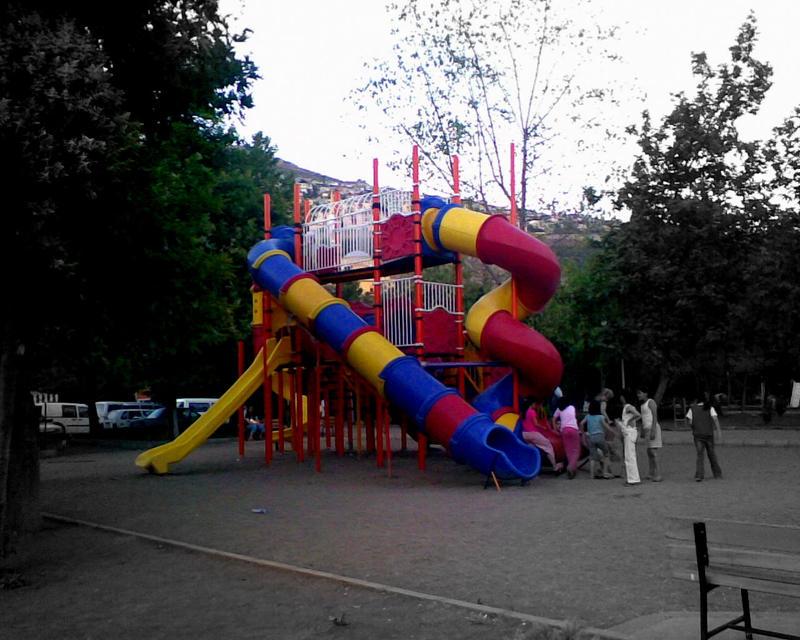 Oyun Parki - Game Park by er-art