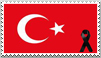 Turkey Stamp by er-art