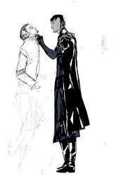 Guy Sketch by Chorosnfs