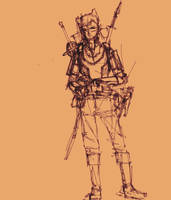 Finn AD sketch by Chorosnfs