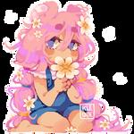 [G] Pastel pink