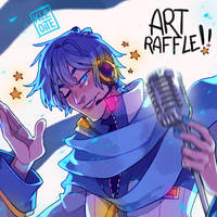 Art Raffle: New Deadline!