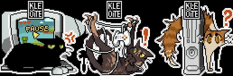 [C] Pixel Cats