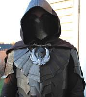 Nightingale Cosplay (Skyrim - Theives Guild) by LadySnip3r