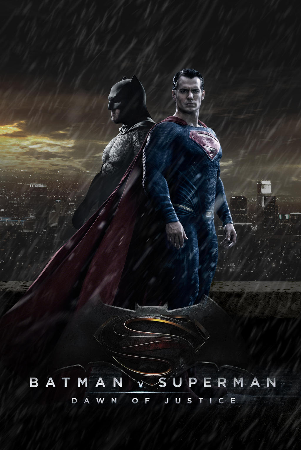 Batman V Superman Kinox